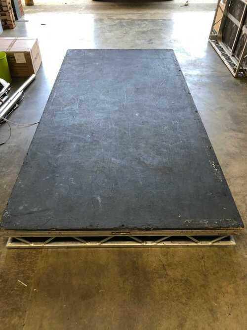 8x4ft Stage Deck Staging LiteDeck litestructures aluminium.