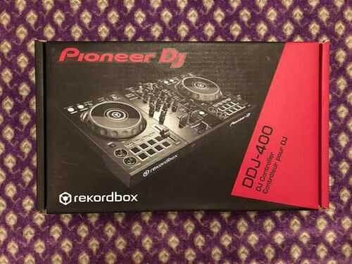 Pioneer DDJ-400 (Opened But Not Used)
