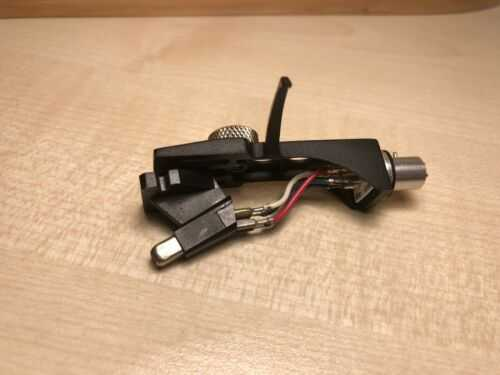 Genuine Technics Headshell + 4g Weight + Ortofon OM5E Moving Magnet Cartridge