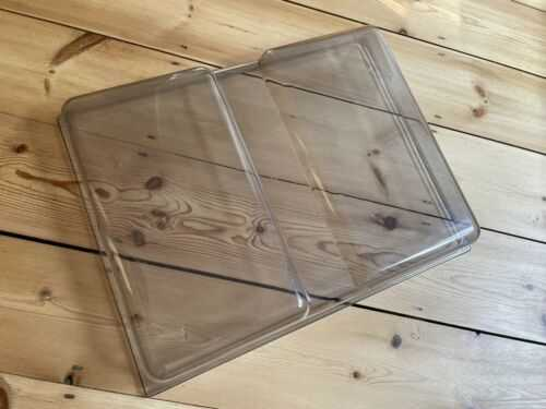 Decksaver Clear Turntable Cover for Technics (DS-PC-SL1200)